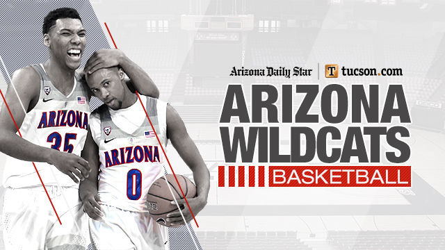 Arizona Wildcats basketball logo NEW