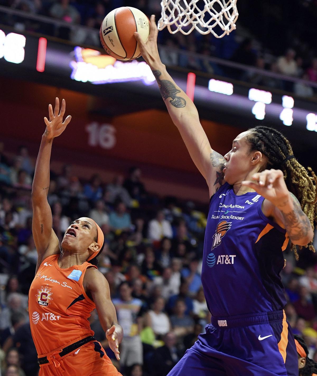 Mercury Sun Basketball