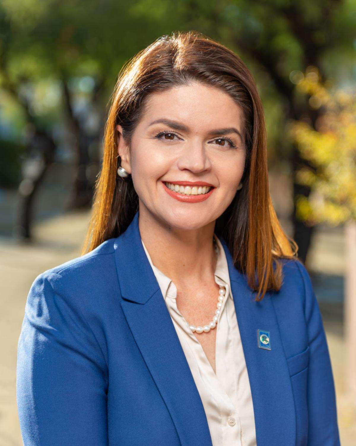 Regina Romero, Mayor of Tucson (copy)
