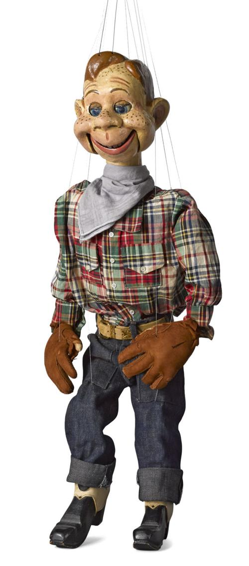 original production howdy doody marionette provides direct