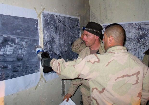 Command Sgt. Maj. Martin Barreras