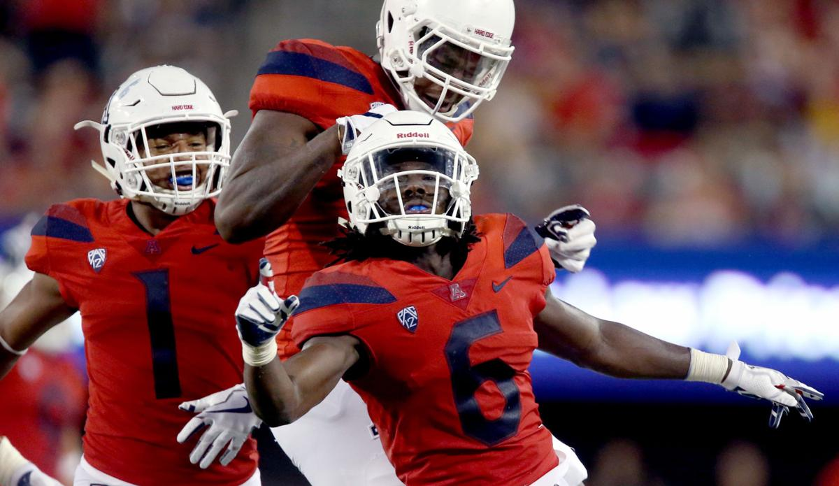 53559255ee5 Top 50 countdown  A recap of the best Arizona Wildcats athletes in all  sports