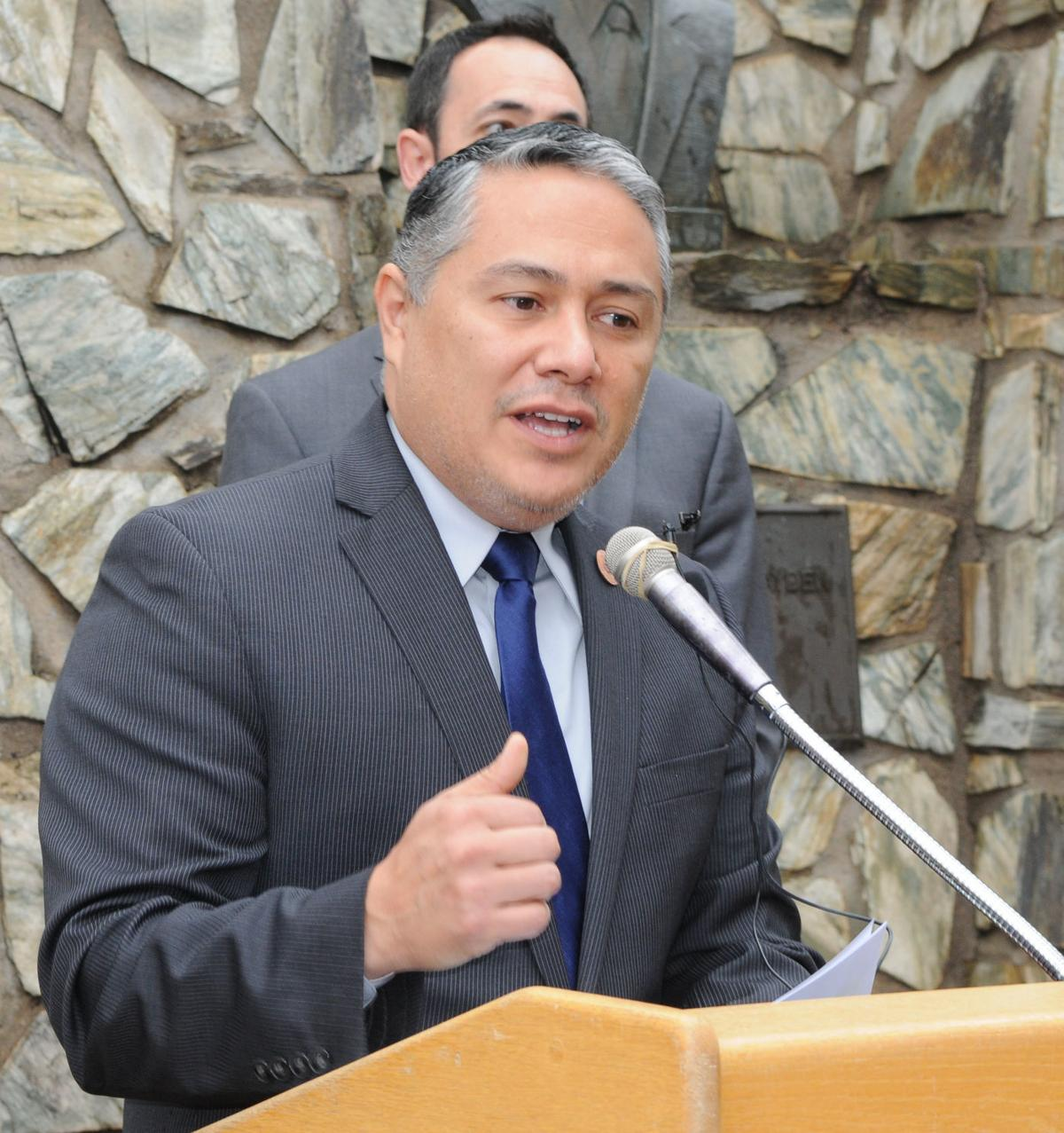 Rep. Diego Rodriguez