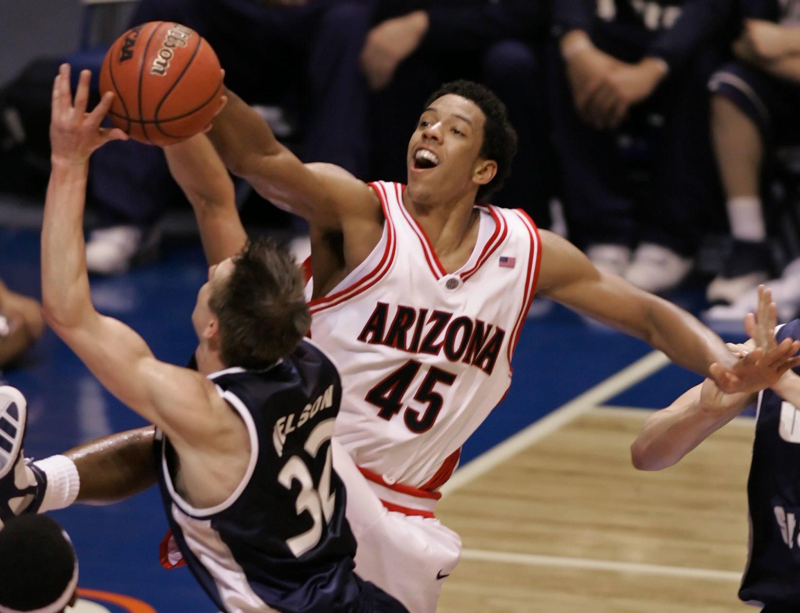 Rating Arizona: Salim Stoudamire, Channing Frye earn some ...
