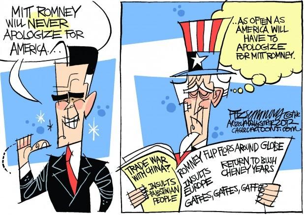 Daily Fitz Cartoon: Apology tour