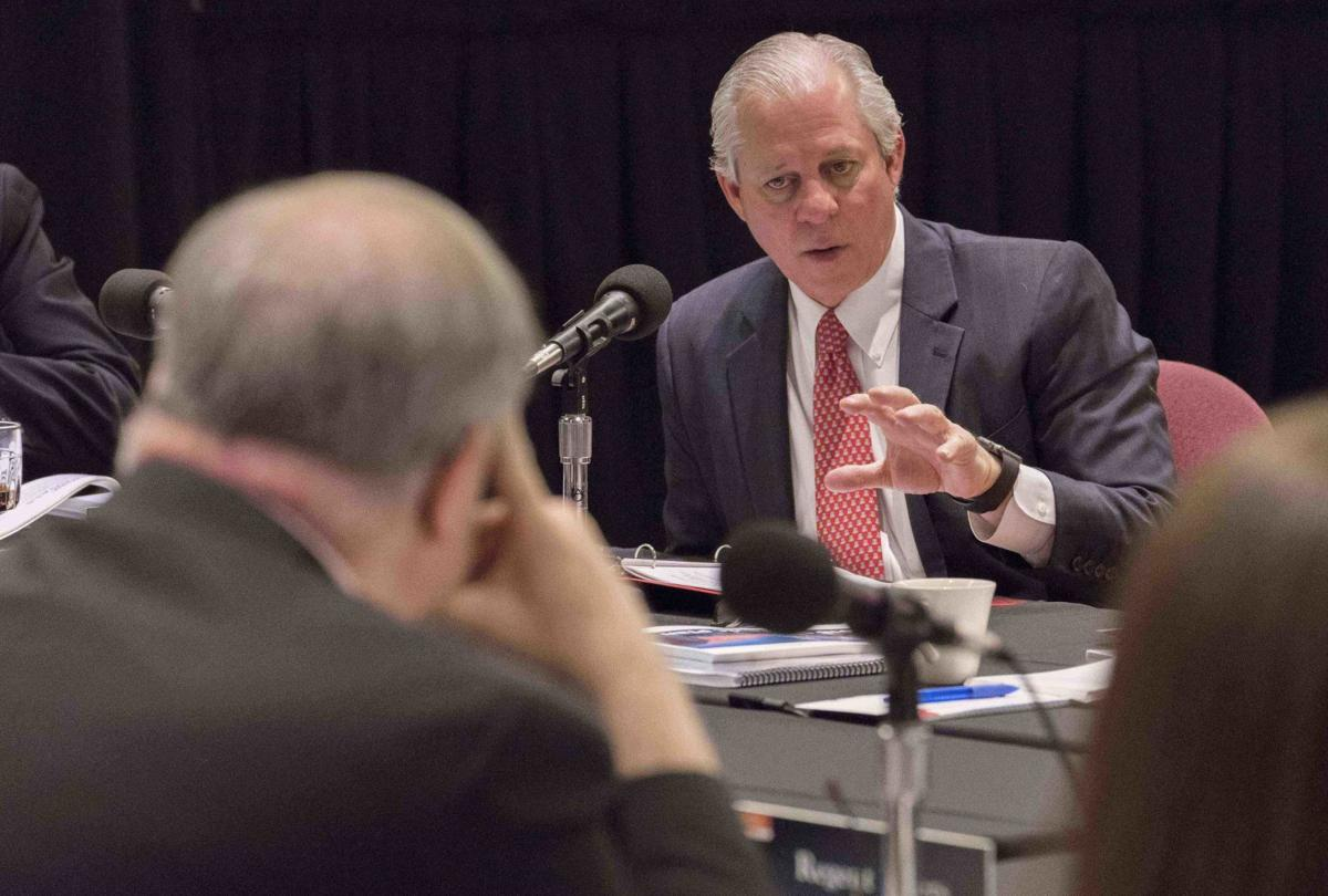 Regents OK $60K in incentive pay for UA President Robbins