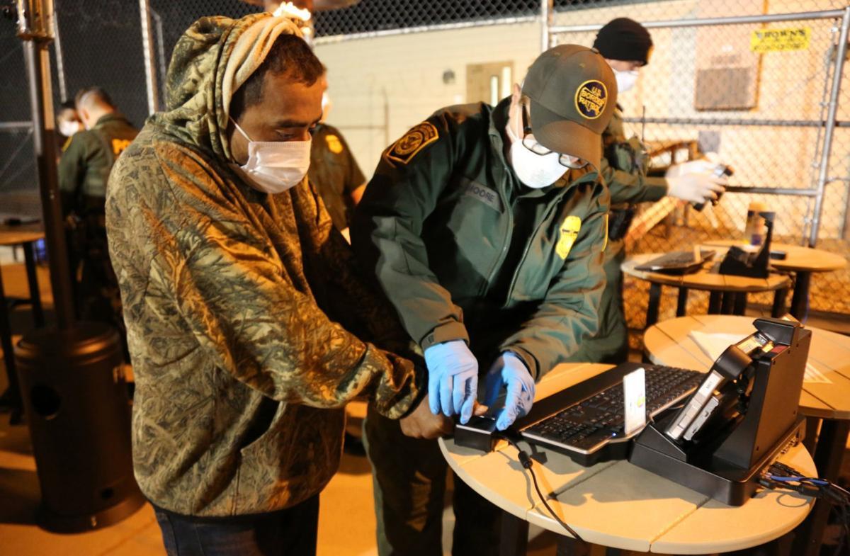 U.S. Border Patrol, coronavirus