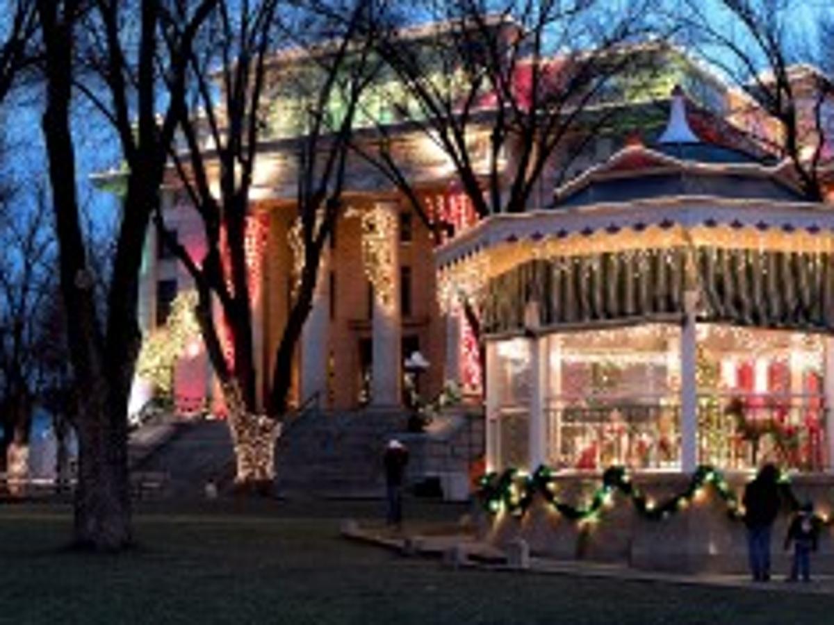 Prescott Az Christmas 2021