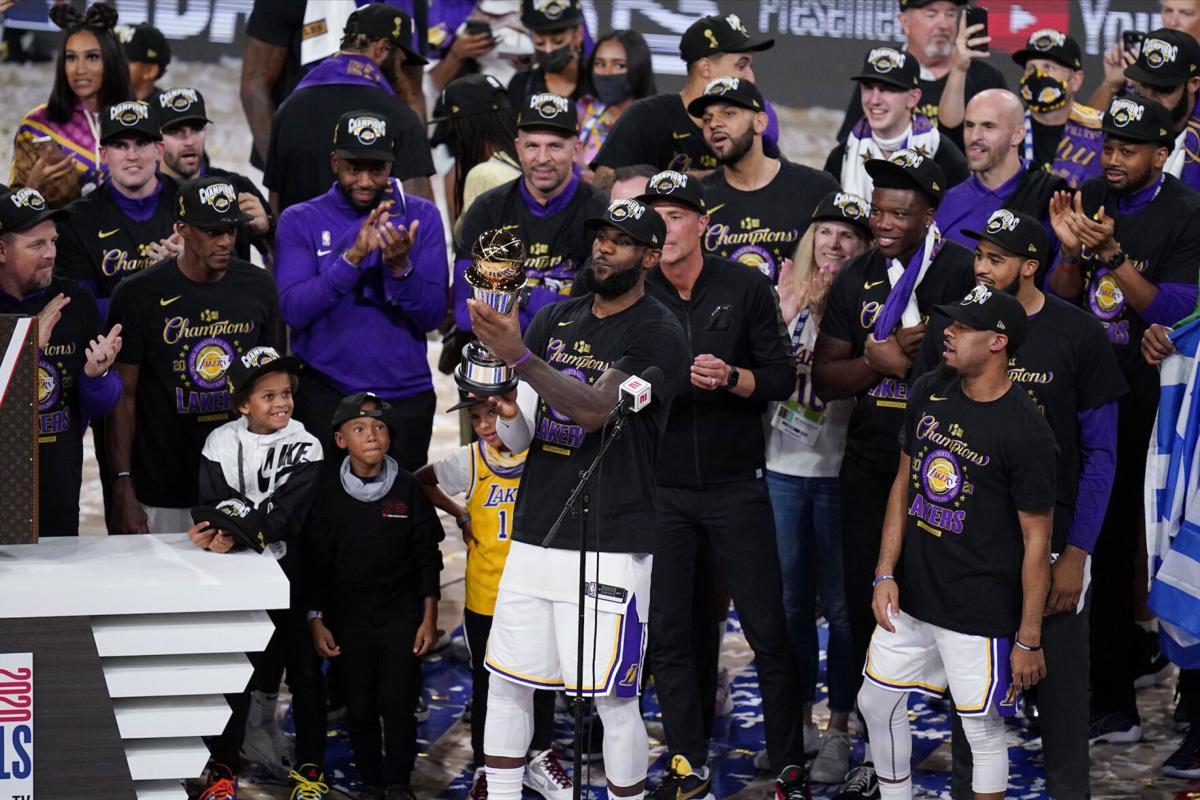 LeBron, Lakers crush Heat to win 17th NBA championship ...