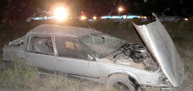 1 killed in crash south of Tucson