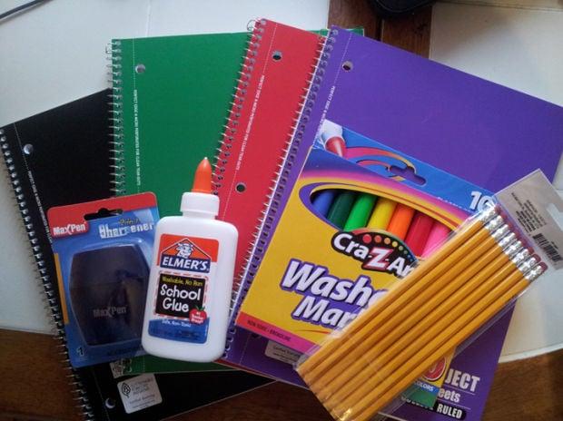 School supplies on sale at Walmart | Centsible Mom | tucson com