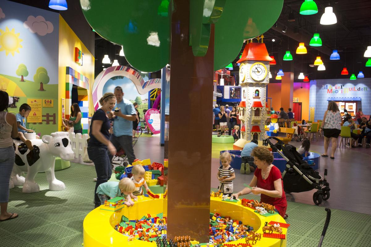 Legoland Center Opens In Tempe Weekend In Entertainment Tucsoncom