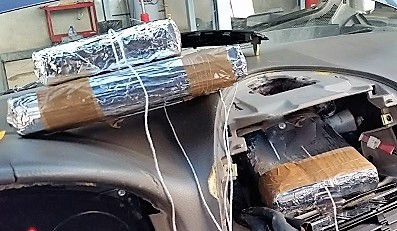 Border patrol: More than $613K worth of drugs seized in Nogales | Tucson.com