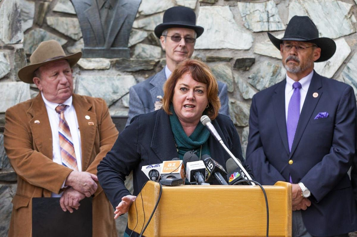 Tim Steller's Political Notebook: Tucson interview ignites new blazes in Arizona GOP wildfire