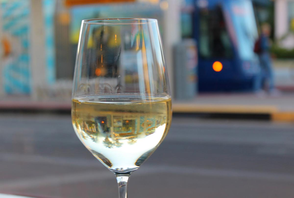 Wine street car
