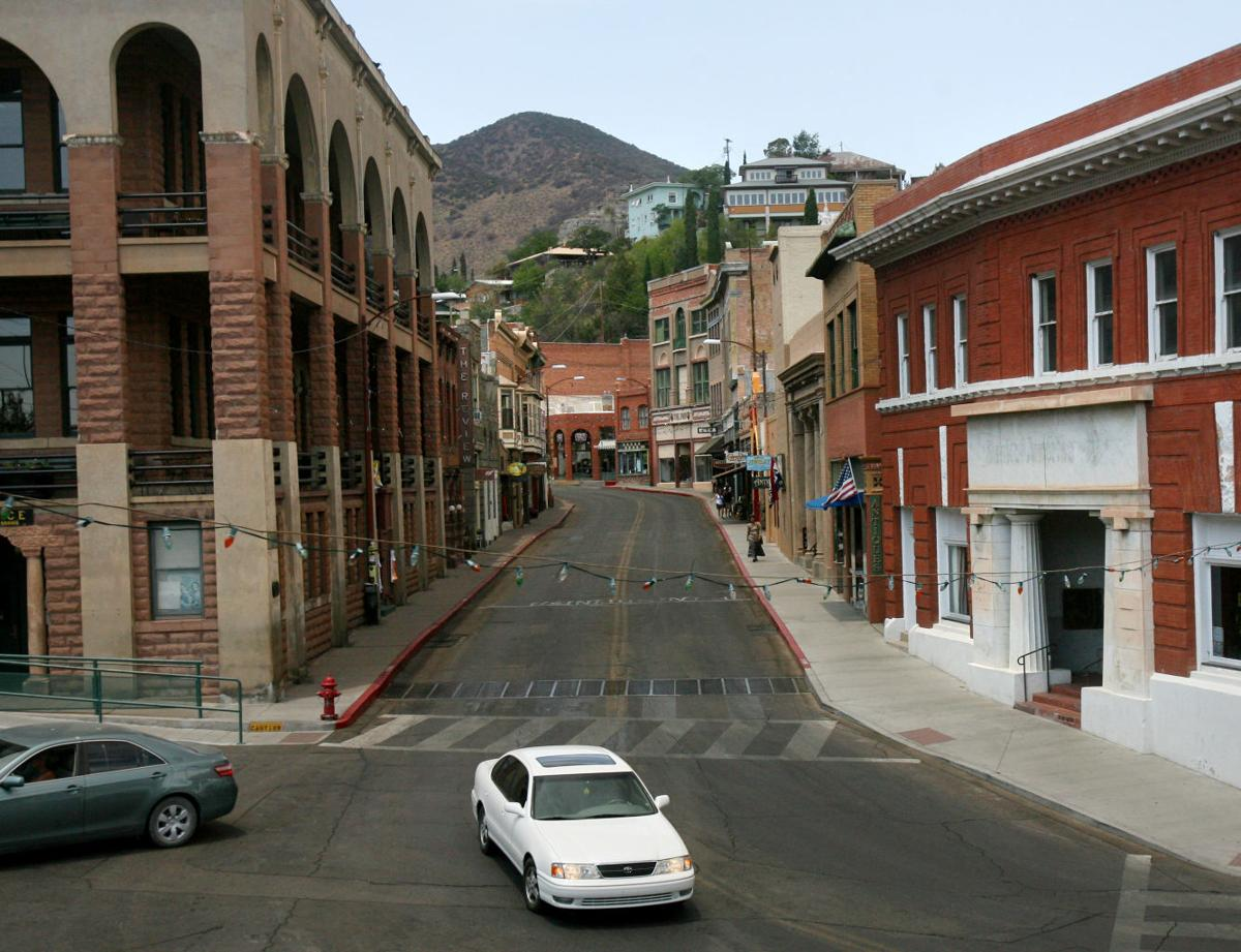 LGBT Community Will Show Their Colors At Bisbee Pride Festival - Bisbee car show