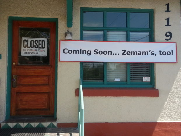 Garland Bistro closes; Zemam's moving in