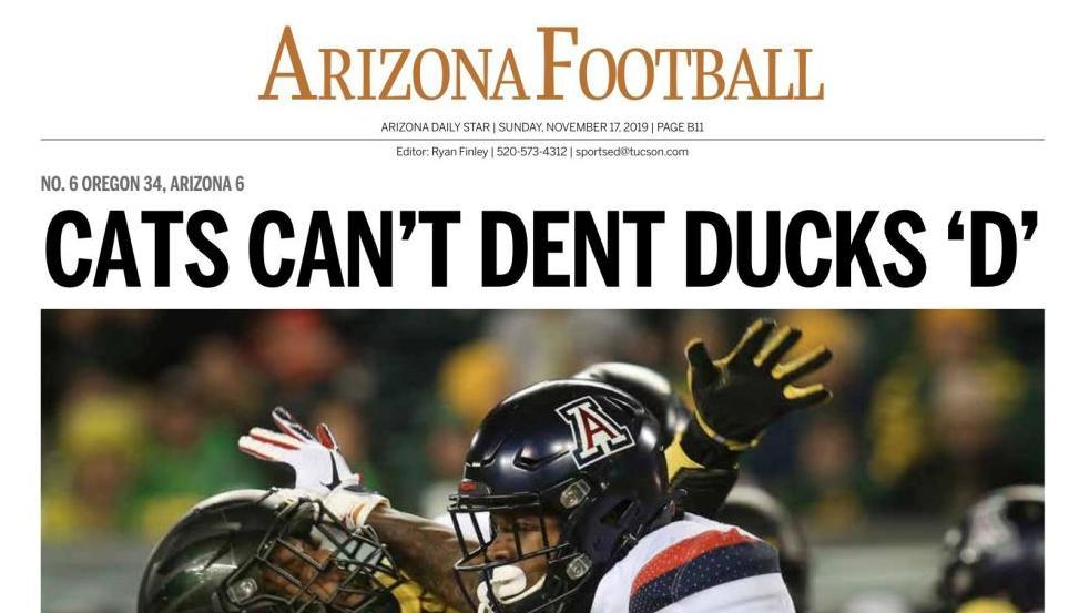 Arizona-Oregon e-edition