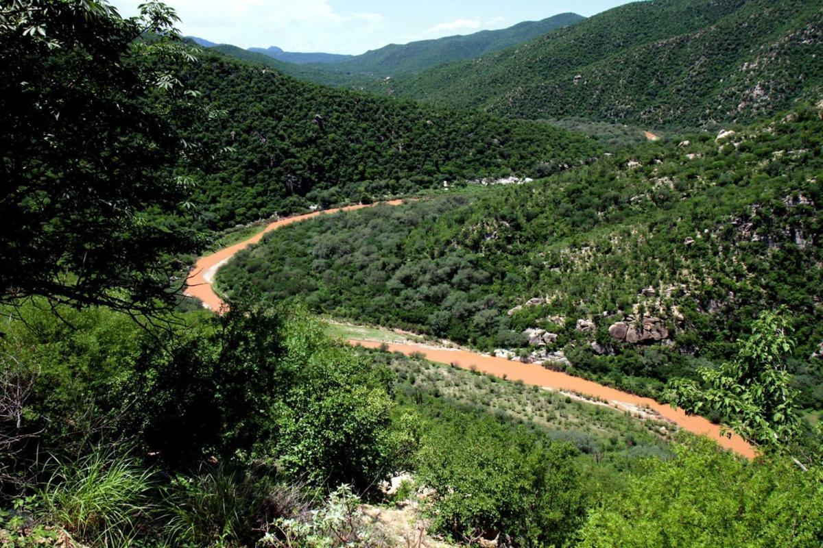 Mexico Mining Spill