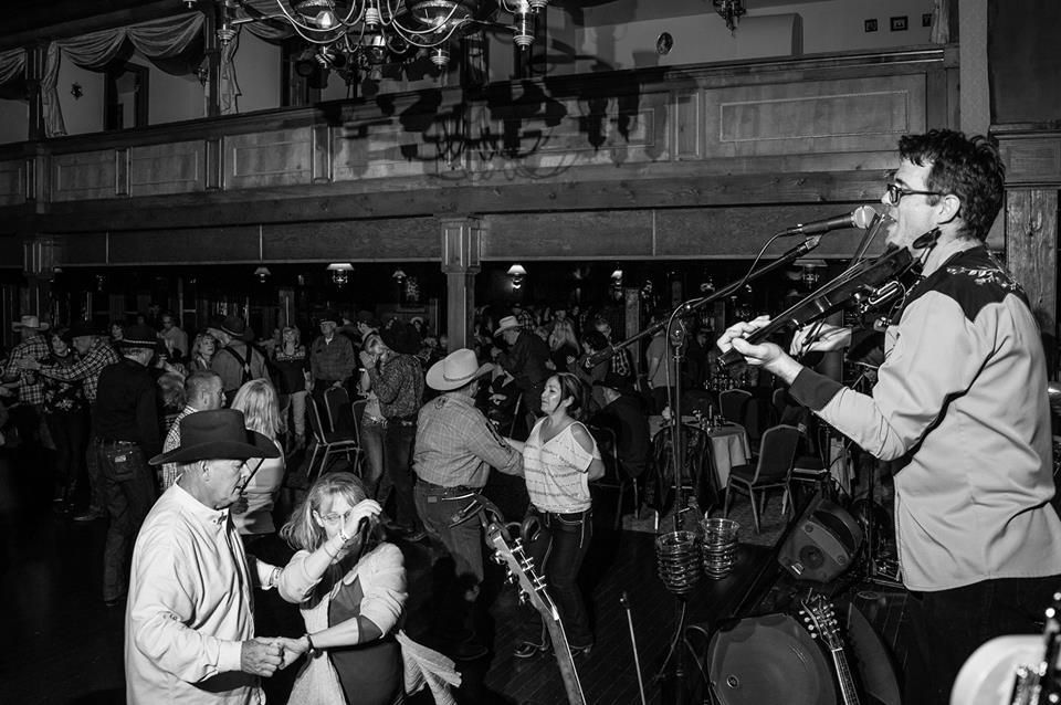 Rodeo Barn Dance with the Billy Shaw Jr Band