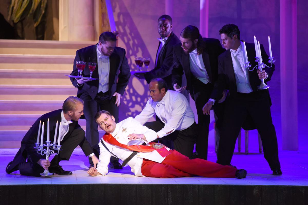 'Rusalka' at Arizona Opera