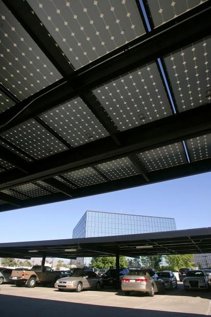 National Bank firing up $2M solar array