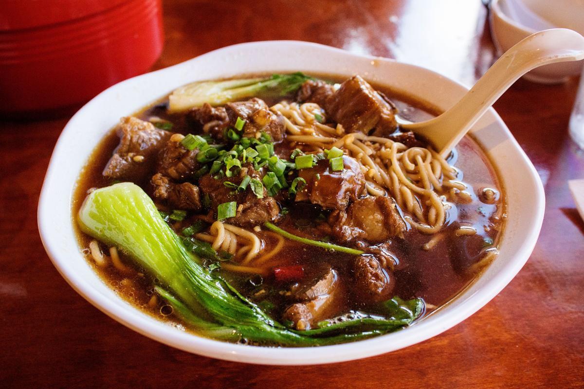 Panda House soup