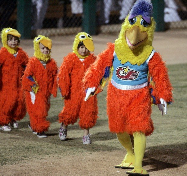 Photo Gallery: The San Diego Chicken