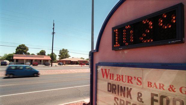 Southern Arizona's summer heat