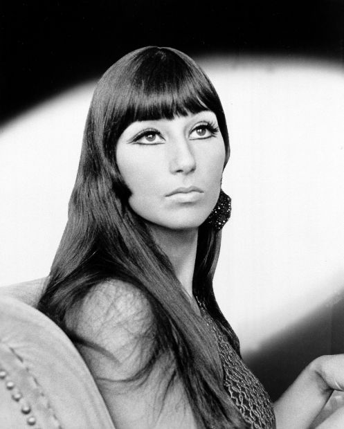 A look at Cher through the years