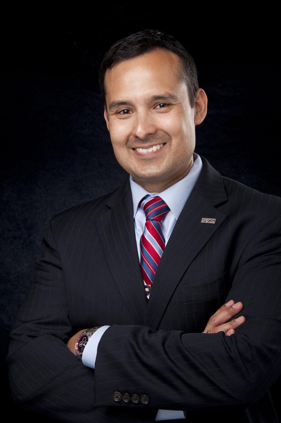 TUSD Superintendent H.T. Sanchez
