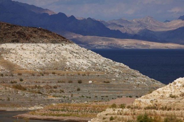 How low can Lake Mead go?