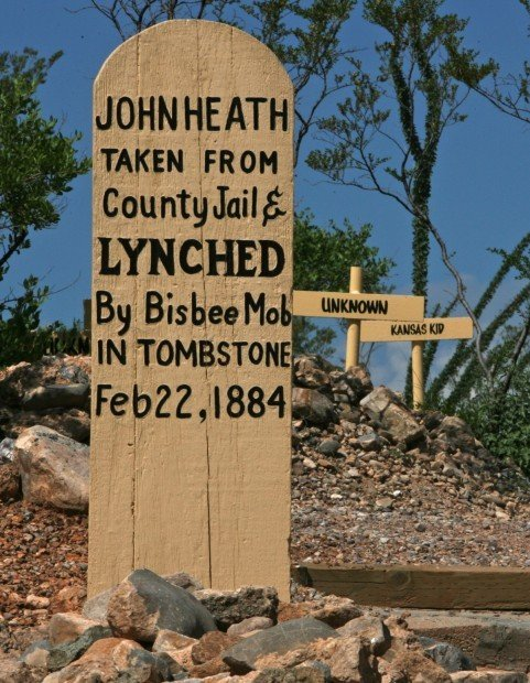 Tales from the Morgue: A busy week in Tombstone