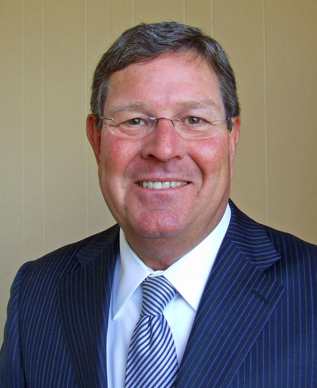 Ronald G. Overholt