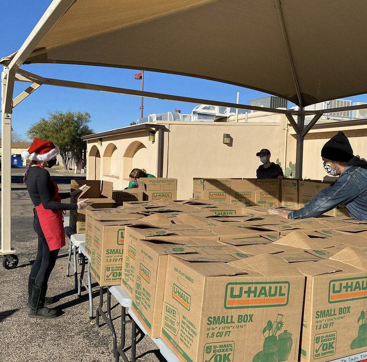 South Tucson Community Outreach