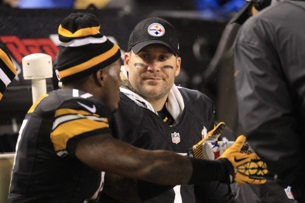 NFL notebook: Shoulder sprain could leave Roethlisberger out for while