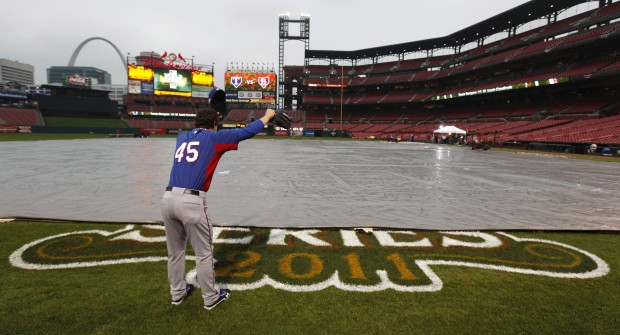 World Series: If Cards win tonight, Carpenter set to go on short rest for Game 7