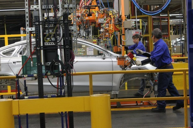 Ford Hermosillo workers
