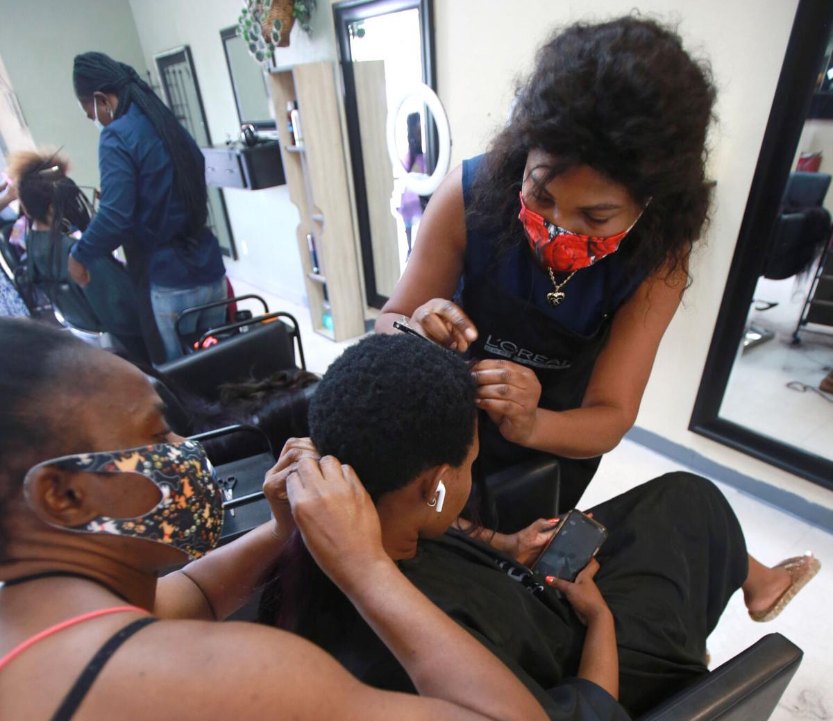 Hevie's Beauty Supply & African Hair Braiding salon
