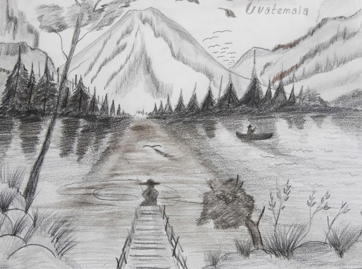 Monastery Drawings (LE)