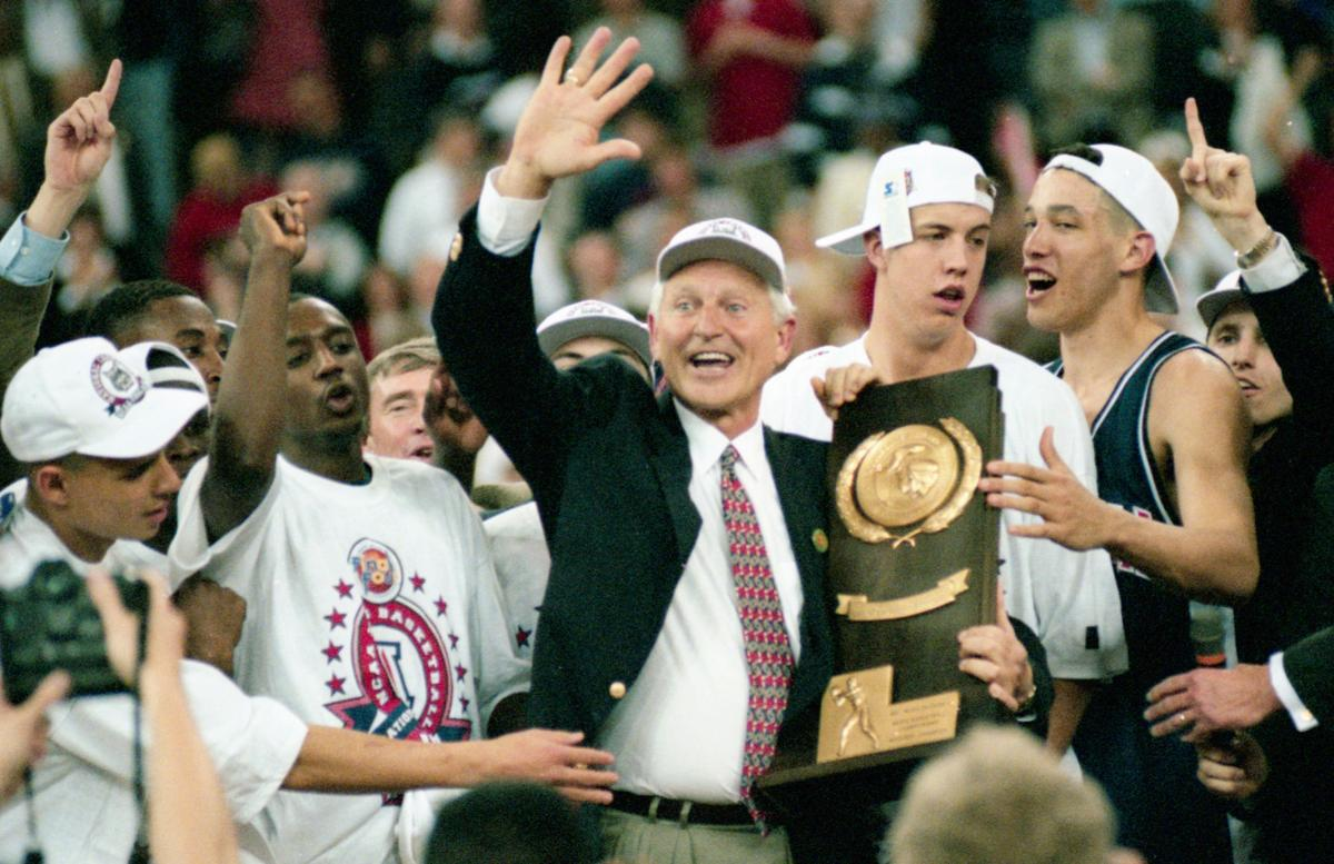 1997 NCAA Championship: Arizona vs. Kentucky, Lute Olson