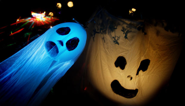 Halloween on the cheap