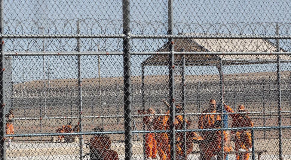 Lewis Prison Complex in Buckeye