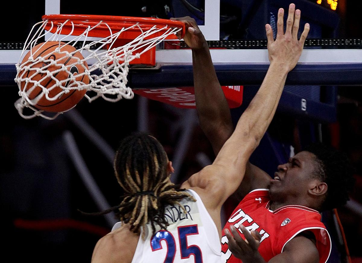 No. 11 Arizona Wildcats vs. Utah Utes college basketball