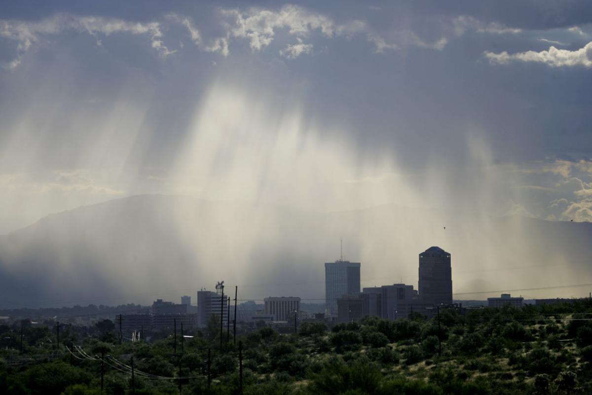 Tucson Skyline Monsoon