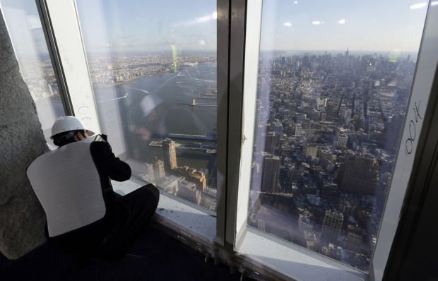 One World Trade Center touts planned observation deck