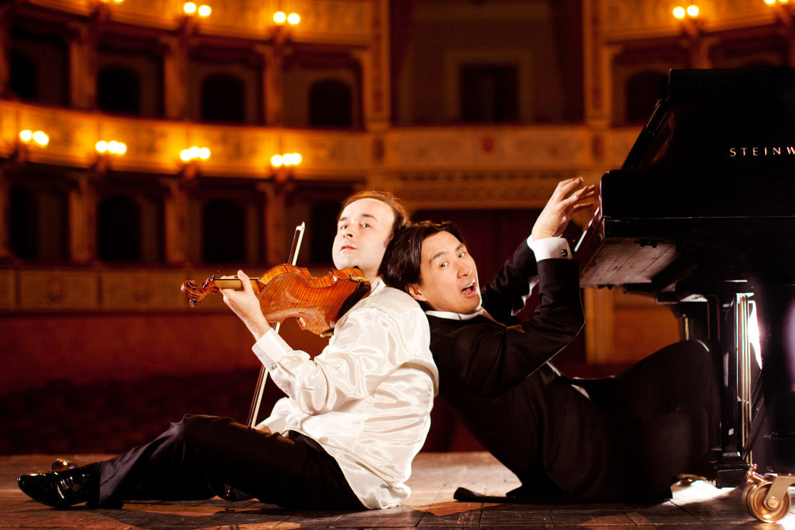 Classical music and comedy
