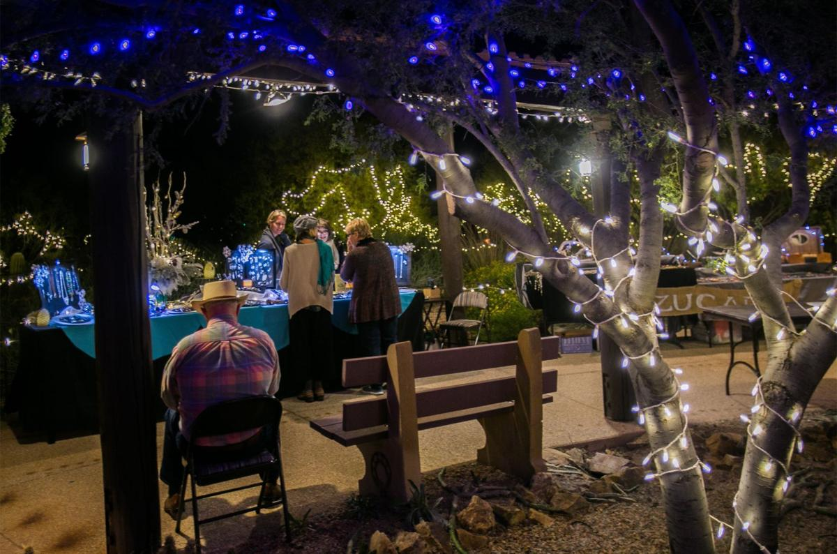 Tohono Chul Park Holiday Nights
