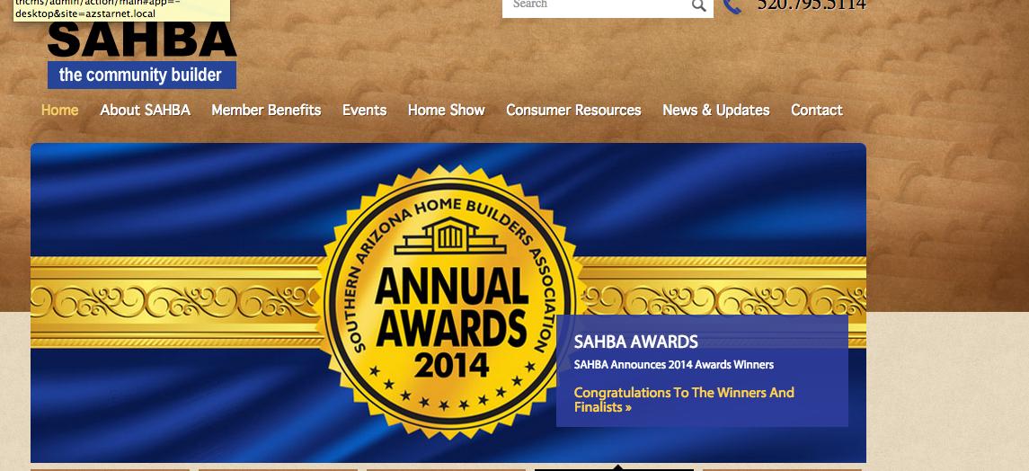 Biz awards - SAHBA