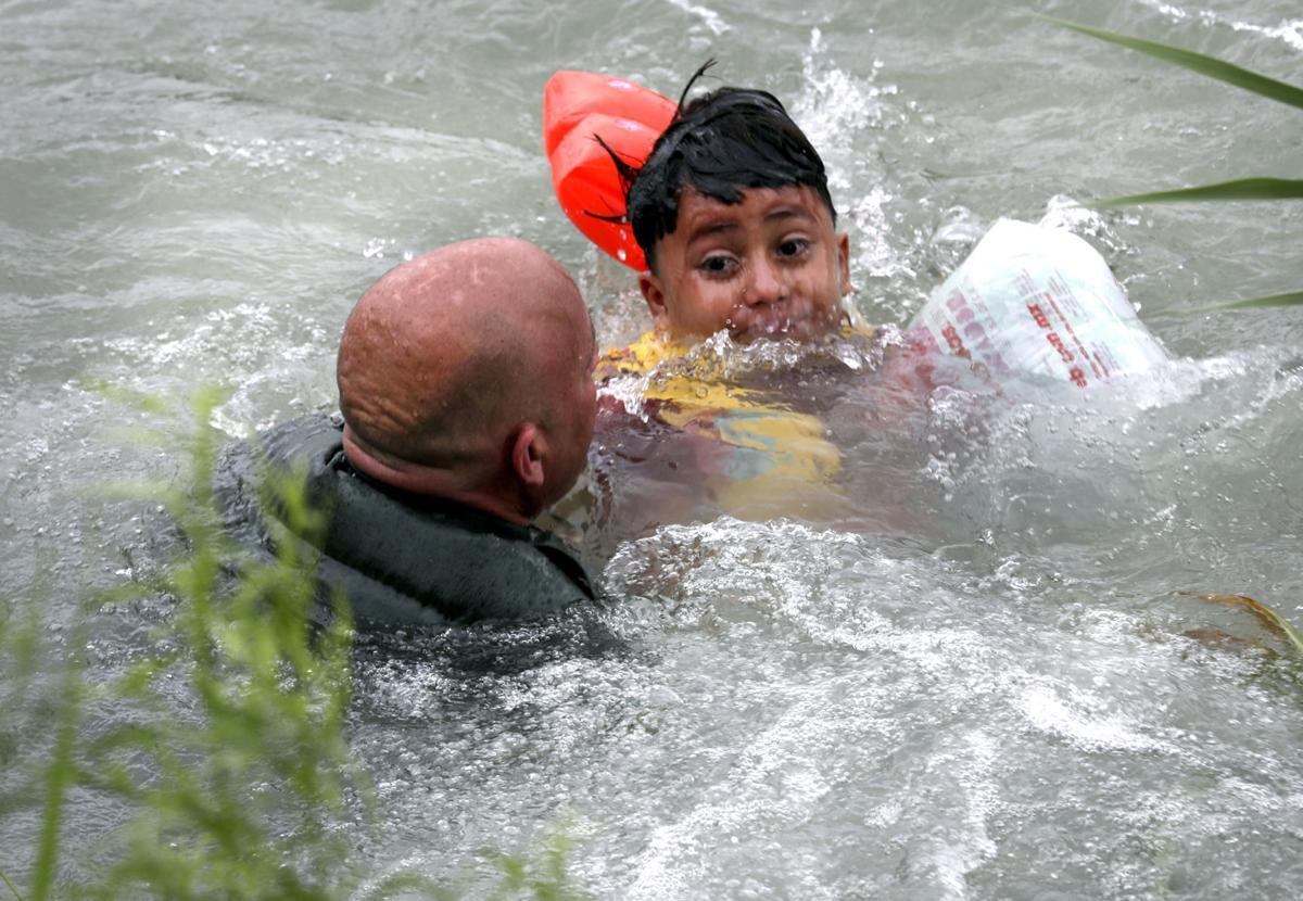 Border Patrol-Rescue